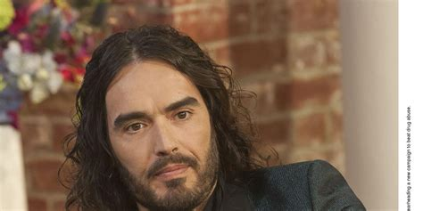 russell brand on bake off russell brand i could have rescued amy winehouse from