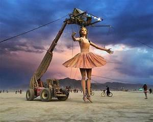 Burning Man 2017: Stunning photos from the world's