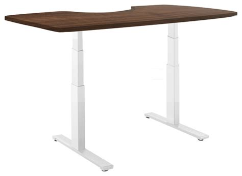 Motorized Standing Desk Diy by Diy Kit Standing Desk With Automatic Height Adjustable