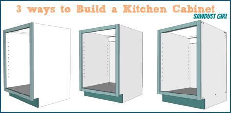 how to build cabinet carcass basic kitchen cabinet plans pdf woodworking