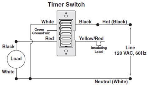 electrical how do i replace this switch with a timer home improvement stack exchange