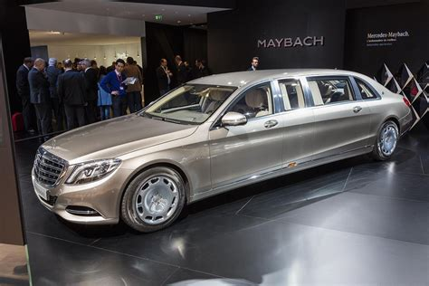 Mercedes-maybach Pullman For Sale