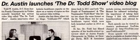 askdrtodd home of quot the doctor todd show quot