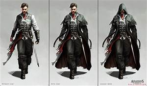 Assassin's Creed V: Character Designs by Happy-Mutt on ...