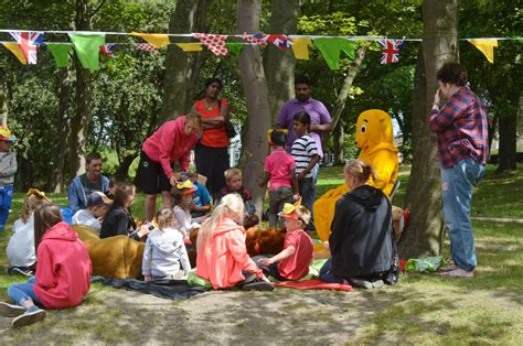 Teddy Bear's Picnic - Friends of Bowling Park