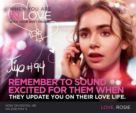 love rosie quote quotes  pinterest love  quotes