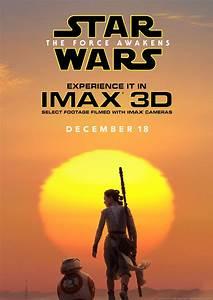 Poster Star Wars : star wars 7 gets an official imax poster ~ Melissatoandfro.com Idées de Décoration