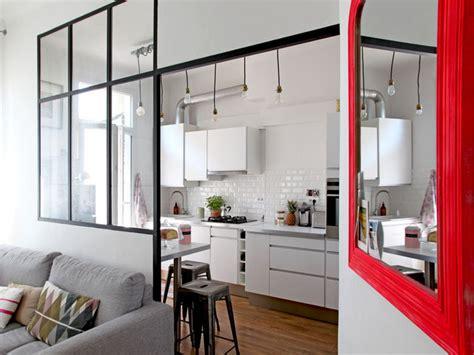 je transforme ma cuisine en pièce de vie pratique et conviviale rénovation isolation mur porteur à villiers sur orge