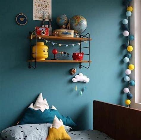association couleur peinture chambre deco chambre bebe garcon bleu canard