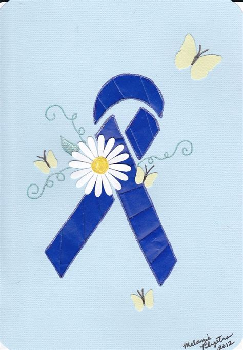 colon cancer ribbon color 1000 ideas about colon cancer tattoos on