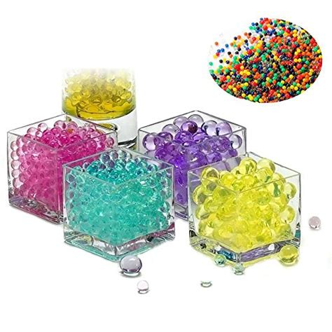 caryo pcs colorful water beads multi color jelly gel