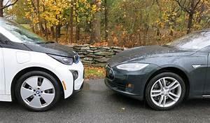 Tesla Model S Vs BMW i3: Electric-Car Efficiency