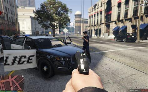Police Diversity Mod