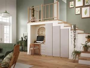 Amenager Sous Escalier : 15 id es pour am nager l 39 espace sous l 39 escalier ~ Voncanada.com Idées de Décoration