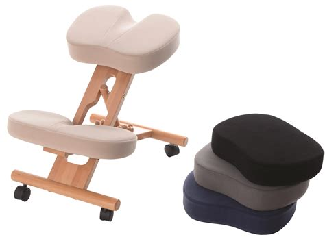 Kneeling Posture Chair by Putnams Coccyx Posture Chair Kneeling Chair