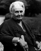 MONTESSORI, biography, pictures, Dr Montessori, Maria ...