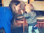 Olivia Wilde and Son Otis Get Soaked to Beat the Summer ...