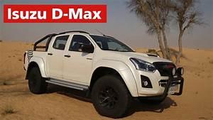 Isuzu D-max With Arctic Trucks Modifications