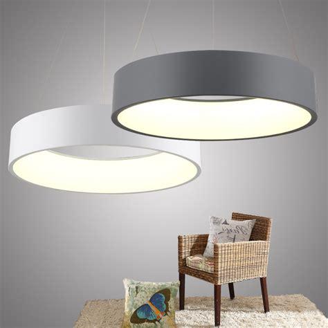 modern led pendant lighting real lampe lamparas