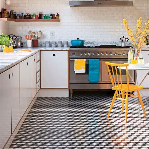 kitchen flooring ideas   floor  hard wearing practical  stylish