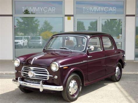 fiat 1100 103 tv 1955 in vendita a 49 000 eur