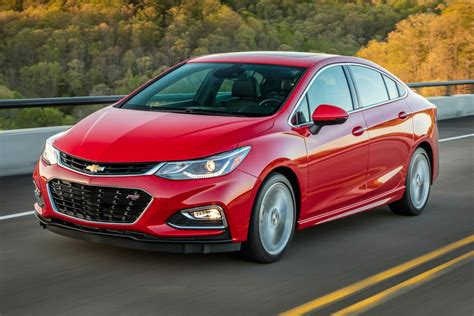 2016 Chevrolet Cruze Sedan Pricing  For Sale Edmunds