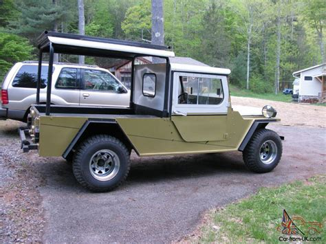 custom willys jeepster m151a2 mutt custom jeep m151 willys am general