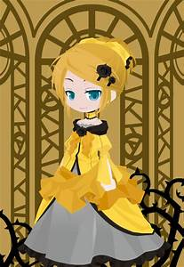 Vocaloid: Kagamine Rin Daughter Of Evil by ...