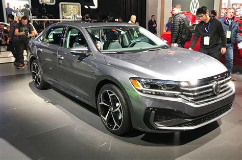 New Redesigned Passat by New Us Market Volkswagen Passat Heads To Detroit Show