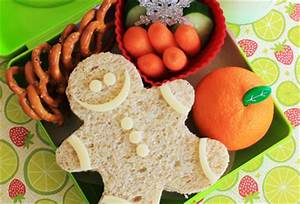 20 Christmas Themed Bento Box Lunch Ideas for Kids