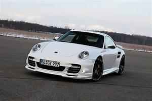 Geneva 2010: TECHART programm for Porsche 911 Turbo S