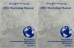 Oem Maintenance Shop Manual Boundd  Lincoln Expedition