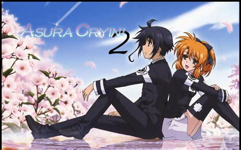 anime action romance happy end asura cryin 2 sub ita download streaming animeforce