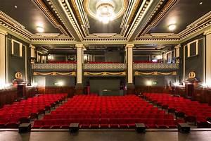 Seating Plan Epstein Theatre
