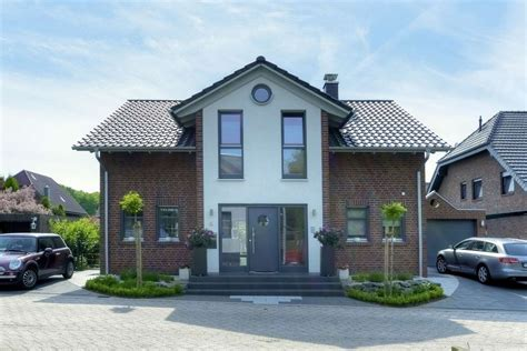 Moderne Häuser Mit Klinker by Gussek Haus Einfamilienhaus Laim Gussek Haus