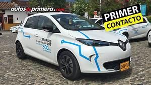 Nuevo Renault Zoe 100  El U00e9ctrico En Colombia - Primer Contacto En Medell U00edn