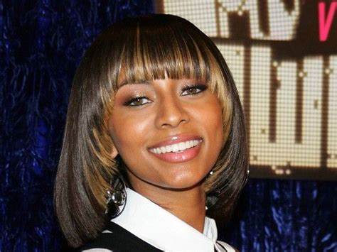 Keri Hilson's Hairstyles In Pictures