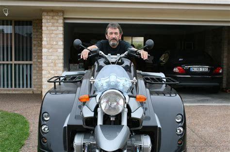 The Conquest, A Wheelchair-accessible Motorcycle