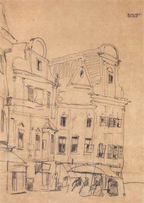 drawings  egon schiele