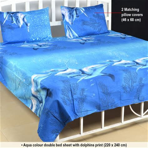 buy set   natures love  print bed sheets