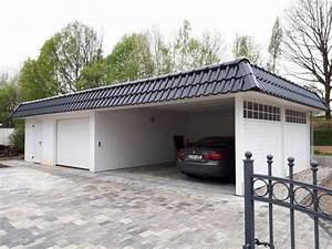 Carport Und Garage : carport garage die perfekte kombination ~ Indierocktalk.com Haus und Dekorationen