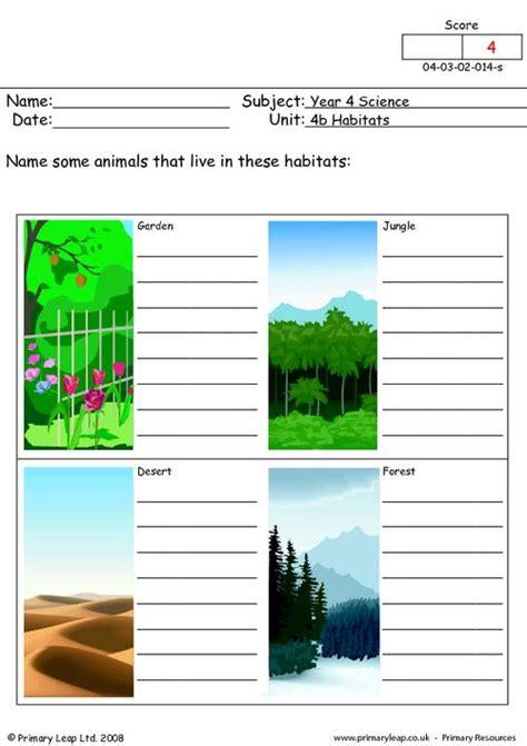 animal worksheet new 335 animal habitats worksheets ks1