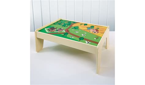 play desk for george home wooden play kids george at asda