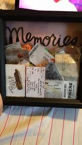 Creative Valentines' day Gifts for Him: 9. Memories Frame ...