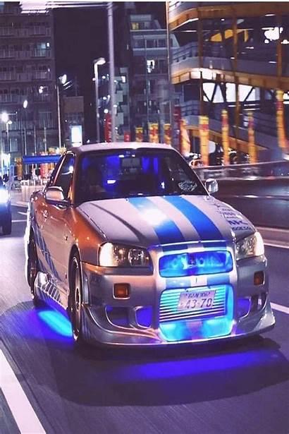 Nissan Gtr R34 Skyline Spec Gt 300zx