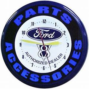 1000 images about Neon & Lighted Clocks on Pinterest