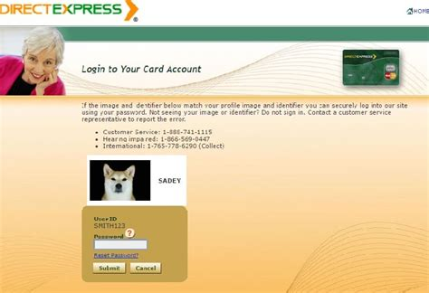 South West Airlines Login Page