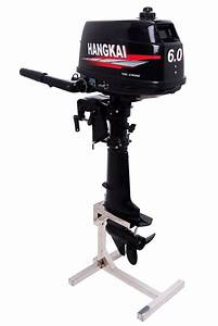 2019 New Arrival Factory Price Hangkai 6hp China Outboard