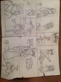 Anime Couple Comic
