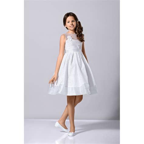 robe blanche enfant robe fille de bapteme blanche